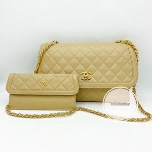 Chanel Large Crossbody Flap